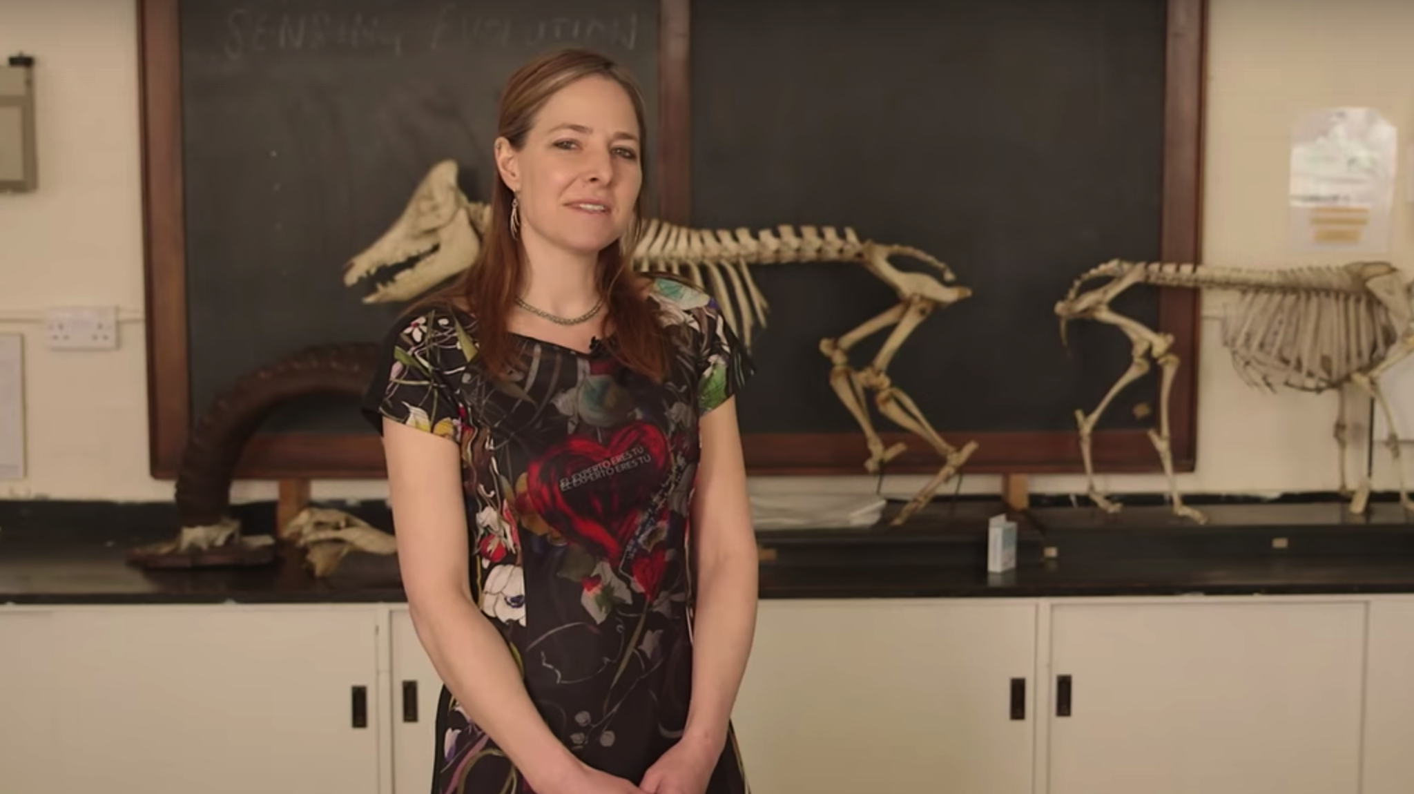 Alice Roberts – Our place in evolution