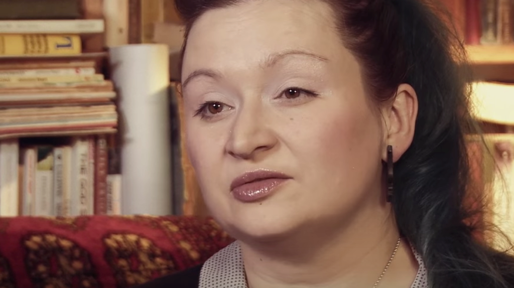 Eliza Carthy – Becoming  A Musician