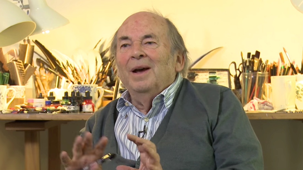 Quentin Blake on Collaboration