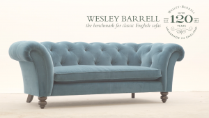 120 years of hand-crafted furniture at Wesley-Barrell