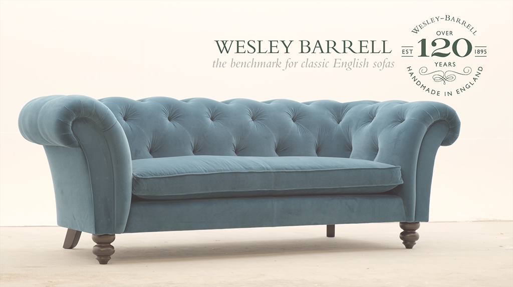 Wesley-Barrell – Inside the workshop